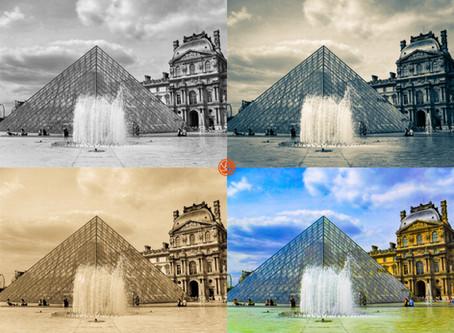 Capture the Moment: Le Louvre (Part II)