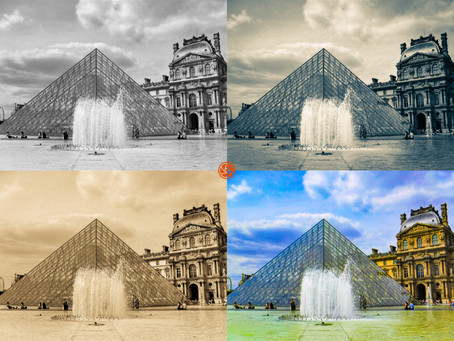 Capture the Moment: Le Louvre (Part II)