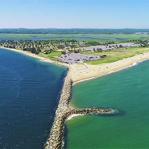 Drone Shots (Massachusetts)