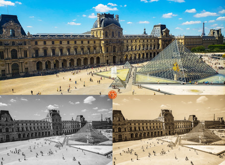 Capture the Moment: Le Louvre (Part I)