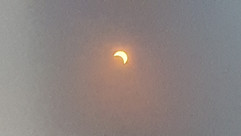 Partial Solar Eclispe