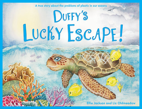 Duffy's Lucky Escape Wild Tribe Heroes Children's Book