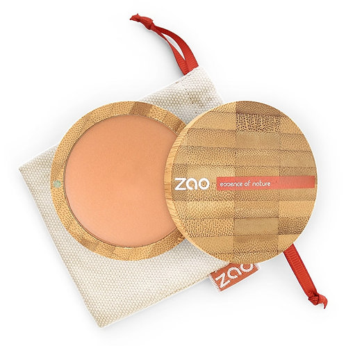 Zao Refillable Mineral Cooked Powder - Natural Glow