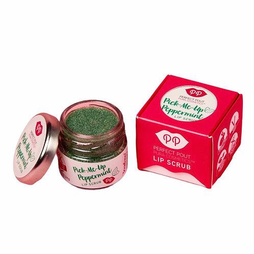 Pura Cosmetics Pick me up Peppermint Lip Scrub
