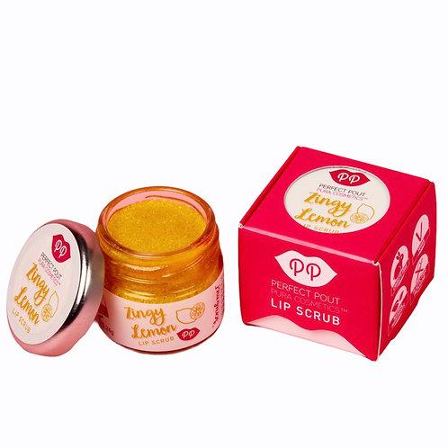 Pura Cosmetics Zingy Lemon Lip Scrub