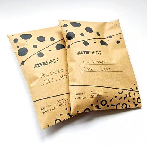 Kitenest Eco Friendly Dry Shampoo Refills