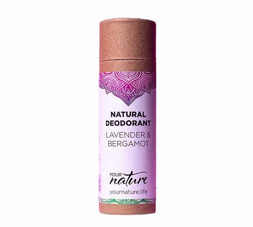 Your Nature Lavender & Bergamot Natural Deodorant