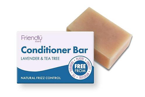Friendly Lavender & Tea Tree Conditioner Bar