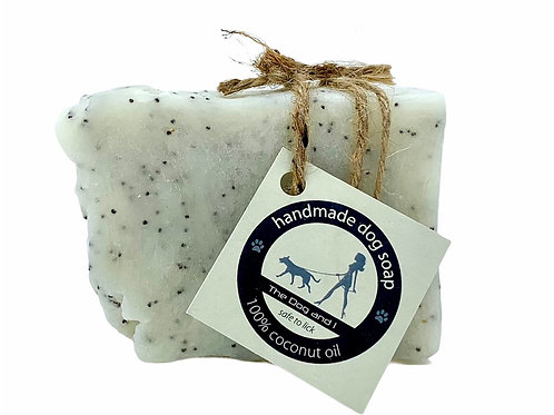 Dog Soap Bar - Lavender Fragrances (100g)