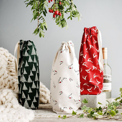 Reusable Bottle Gift Bags