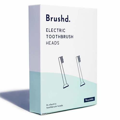Philips Sonicare Compatible Recyclable Toothbrush Heads