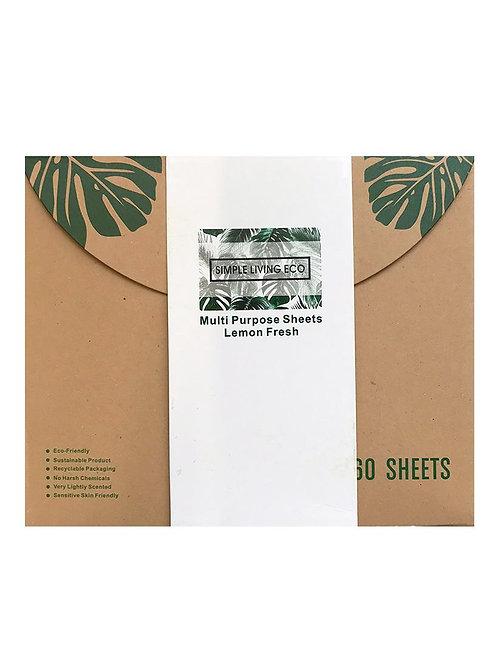 Multi Purpose Sheets Simple Living Eco