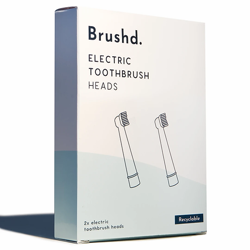 Oral B Compatible Recyclable Toothbrush Heads