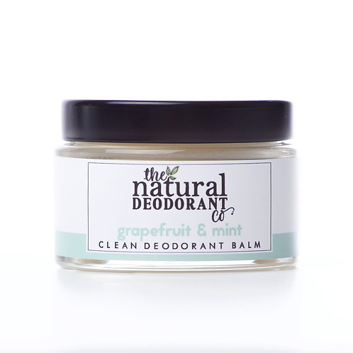 Natural Deo Co Natural Deodorant Grapefruit & Mint