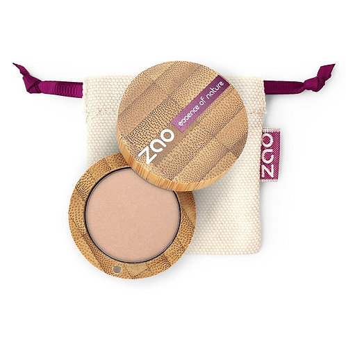 Zao Refillable Pearly Eyeshadow Golden Sand