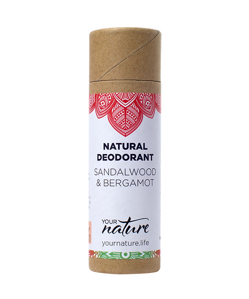 Your Nature Sandalwood & Bergamot Natural Deodorant