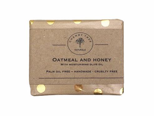 Honey & Oatmeal Soap Bar
