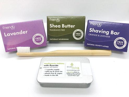 Bathroom Starter Kit