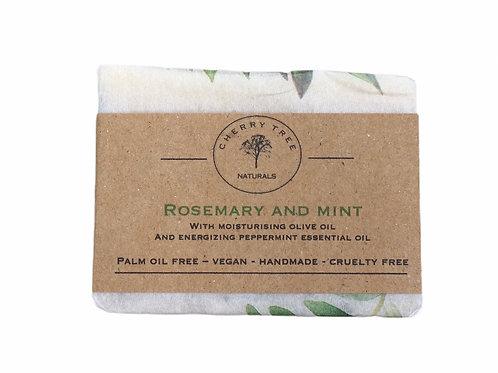 Rosemary & Mint Soap Bar