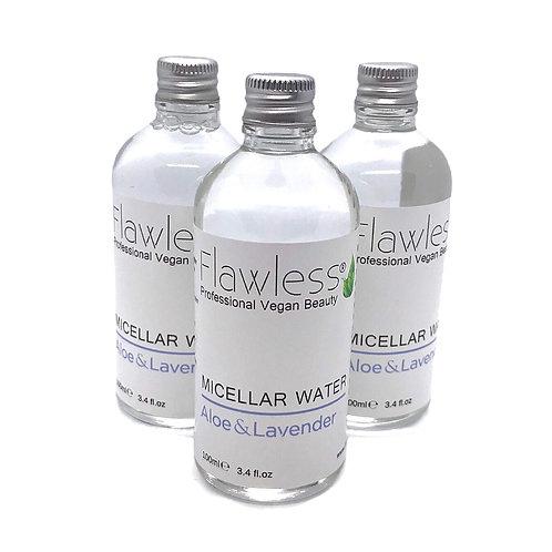 Flawless Aloe & Lavender Micellar Water