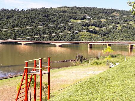Porto Goio-En, margens do Rio Uruguai