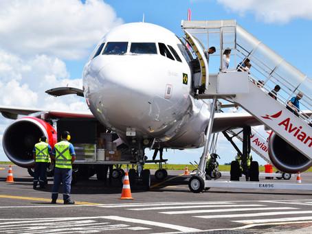 Novos voos para o Aeroporto de Chapecó