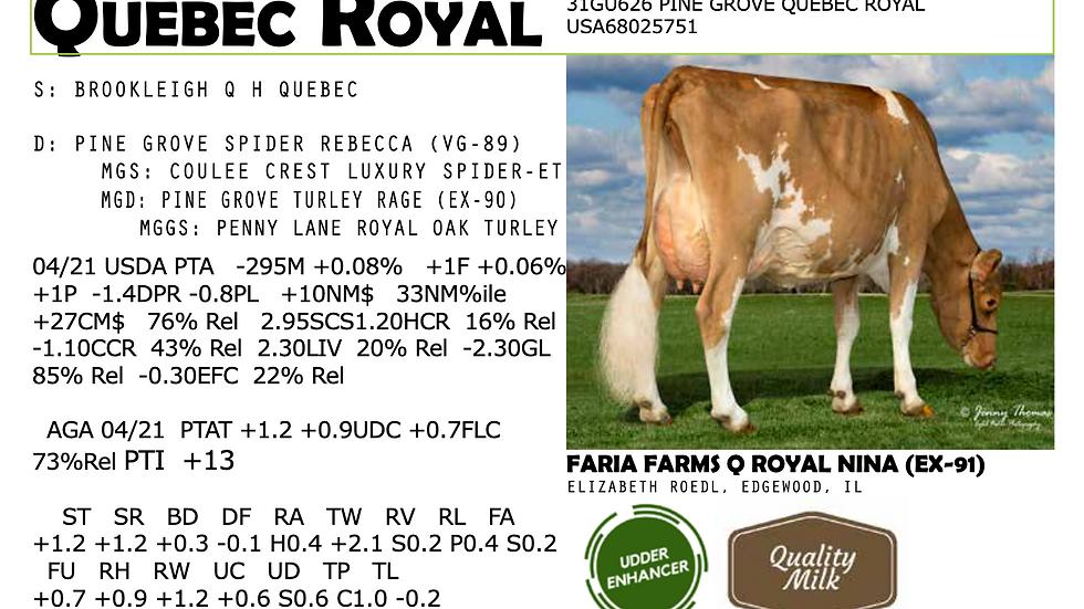 Quebec Royal