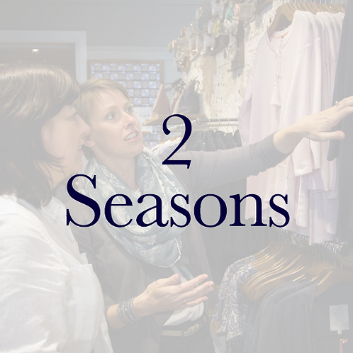 Personal Shopping Experience - 2 Seasons