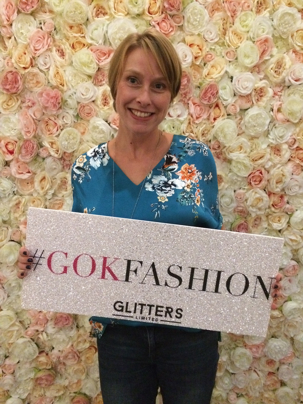 Shelley Kelly at Gok Wan's event in Bristol - One Size Fits All