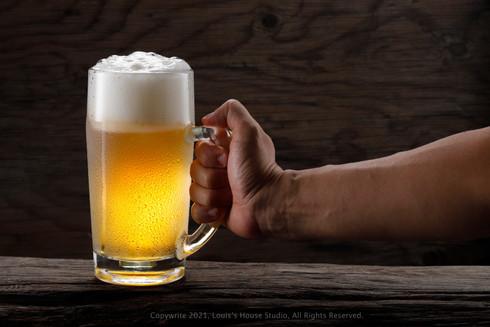 Ảnh Thương Mại Quảng Cáo Beer