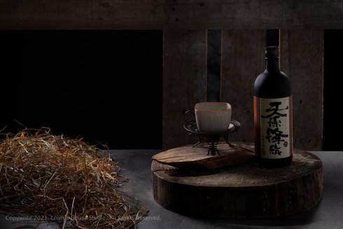 Japan Wine Bottle Photography