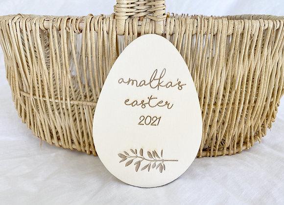 2021 Easter egg