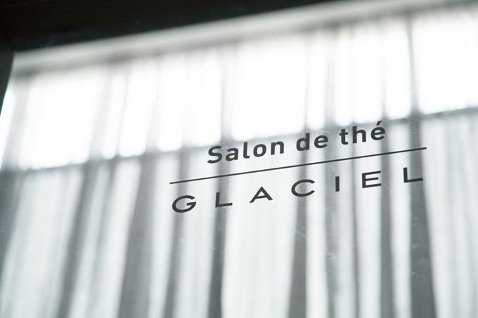 GLACIEL SALON DE THE