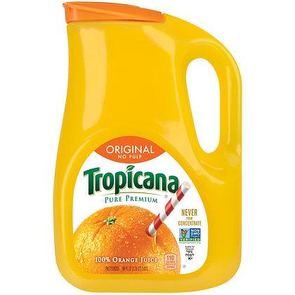 Tropicana Orange Juice (No Pulp) (1.89L))
