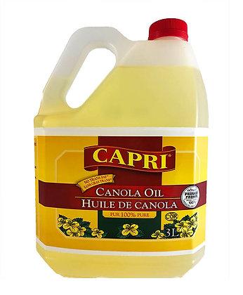 Capri Canola Oil (3L)
