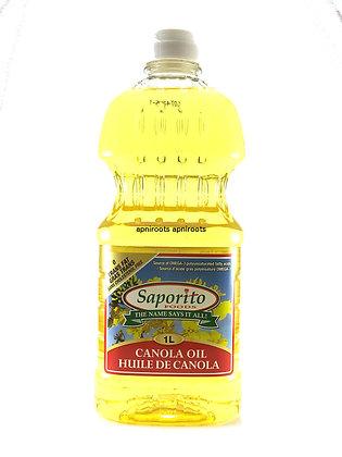 Saporito Canola Oil (1L)