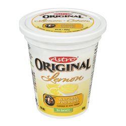 Astro Original Yogurt Lemon 6%