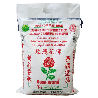 Rose Jasmine White Scented Rice (18Lb)