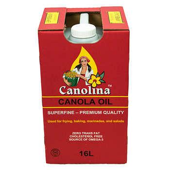 Capri Vegetable Oil (16L)