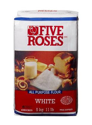 Five Rose White Flour (11Lb)