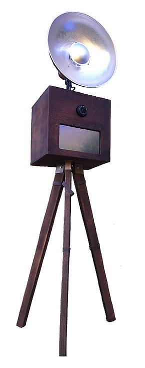 Retro Pod, retro photo booth, vintage photo booth