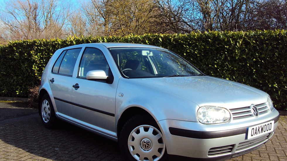 2001 Volkswagen Golf 1.6 SE
