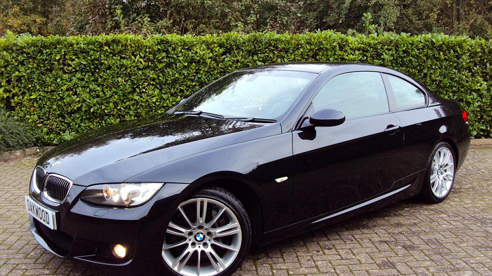 2008 '08' BMW 330d M Sport Coupe
