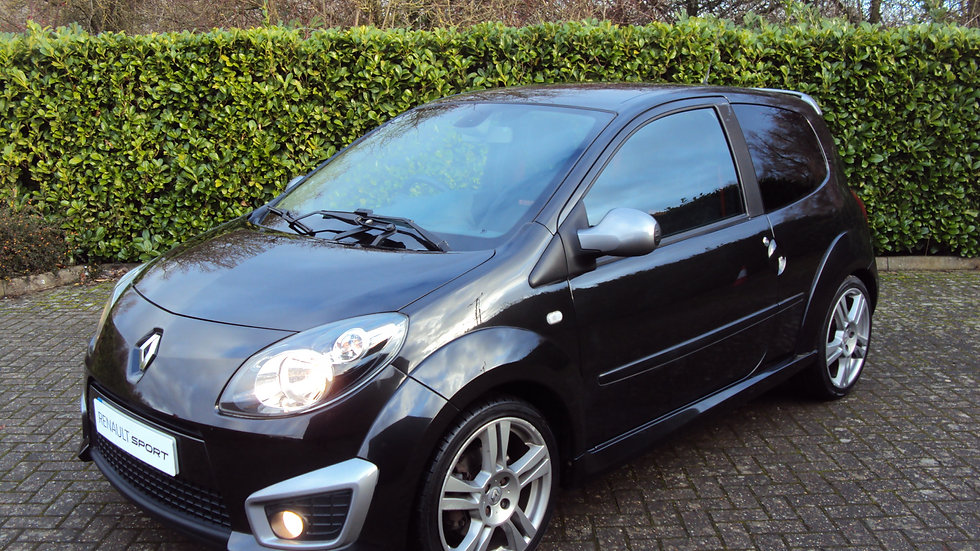 2009 '59' Renaultsport Twingo 1.6i VVT 'Cup Pack'