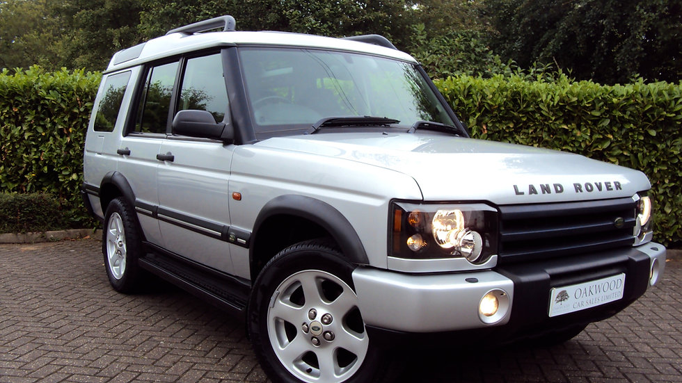 2004 Land Rover Discovery 2 2.5 TD5 ES Premium