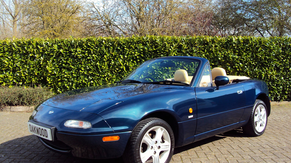 1996 Mazda MX-5 1.8i Gleneagles