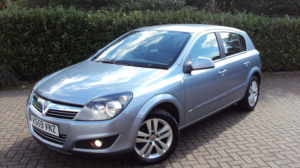 2010 Vauxhall Astra 1.4 SXi