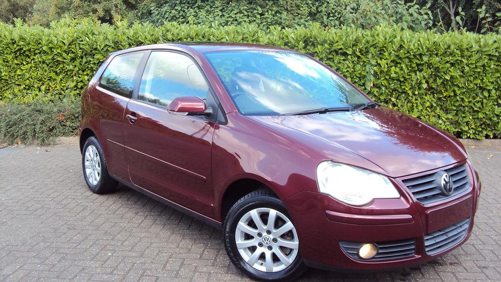 2005 Volkswagen Polo 1.2 SE