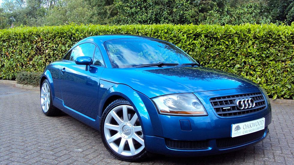 2004 Audi TT 1.8T 225 Quattro