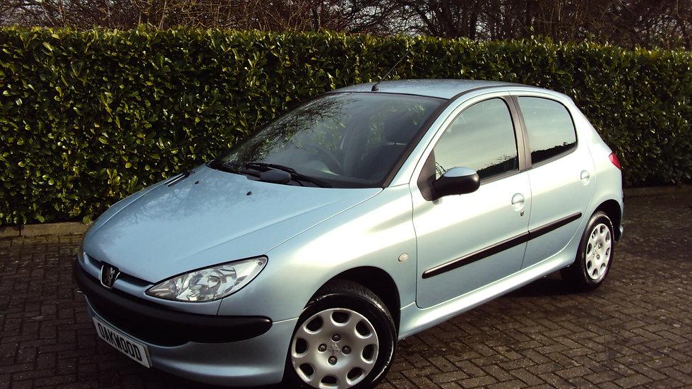 2004 Peugeot 206 1.1 S